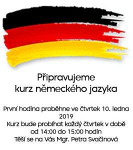 Připravujeme kurz německého jazyka